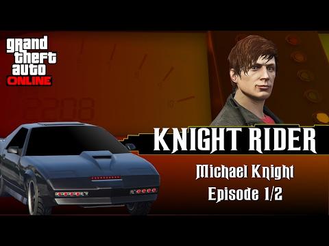 KNIGHT RIDER Episode 1 - Michael Knight Teil 1 (PS4 GTA 5 Serie)