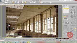 Уроки 3Ds Max. Построение интерьера с нуля.