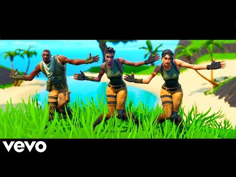 Fortnite - Default Dance Lobby Music (Official Music Video)
