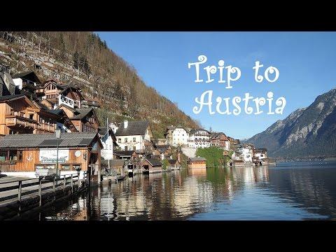 Jessica's Travel Vlog l Trip to Austria