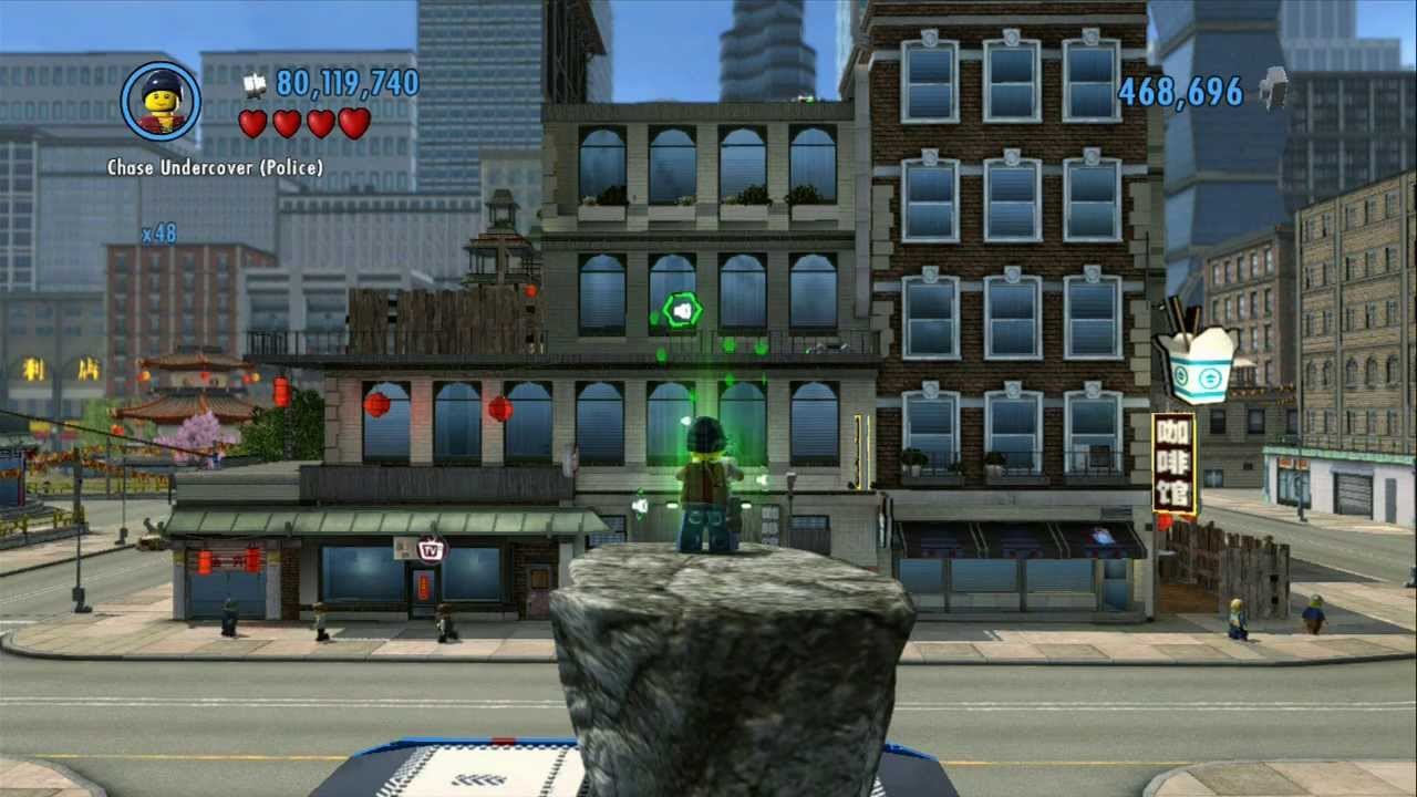 Lego City Undercover Cheats And Cheat Codes Xbox One
