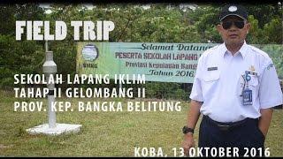BMKG - Field Trip SLI