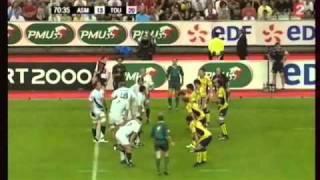 Stade Toulousain - Clermont [Finale champ. de France 2008] Partie 2-2