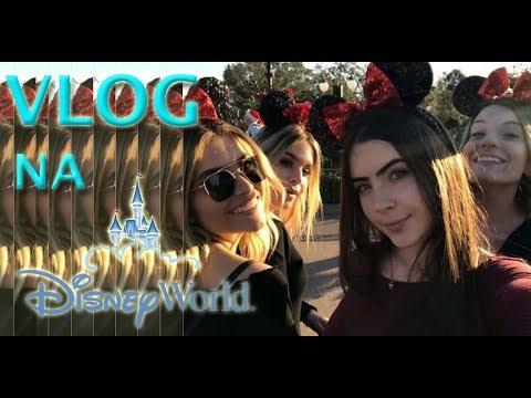Vlog da Disney Parte 1   Por Maria Brasil,...