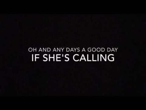 When She Calls - Sam Pottorff ft. Golden | lyrics
