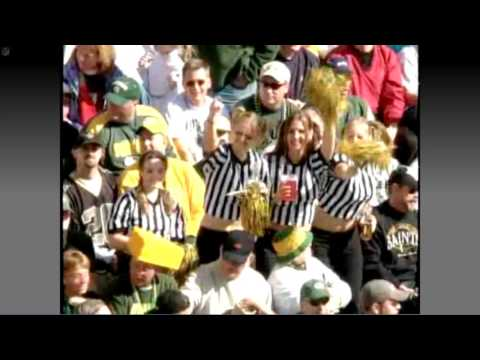 (nfl) Packers Demolish Saints 52-3 Highlights 2005 Week 5