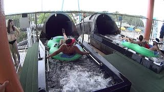 Black Knight Water Slide at Schlitterbahn New Braunfels