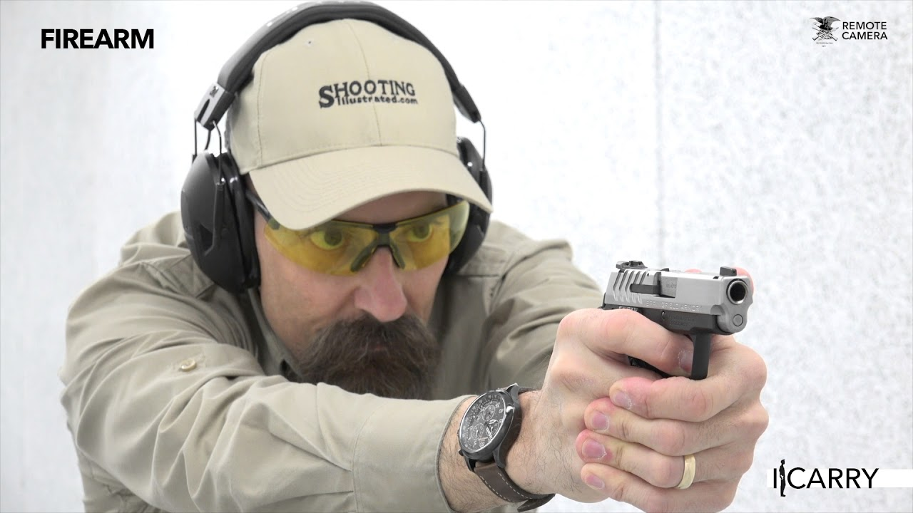 I Carry: Springfield Armory 911 in a DeSantis Super Fly Pocket Holster