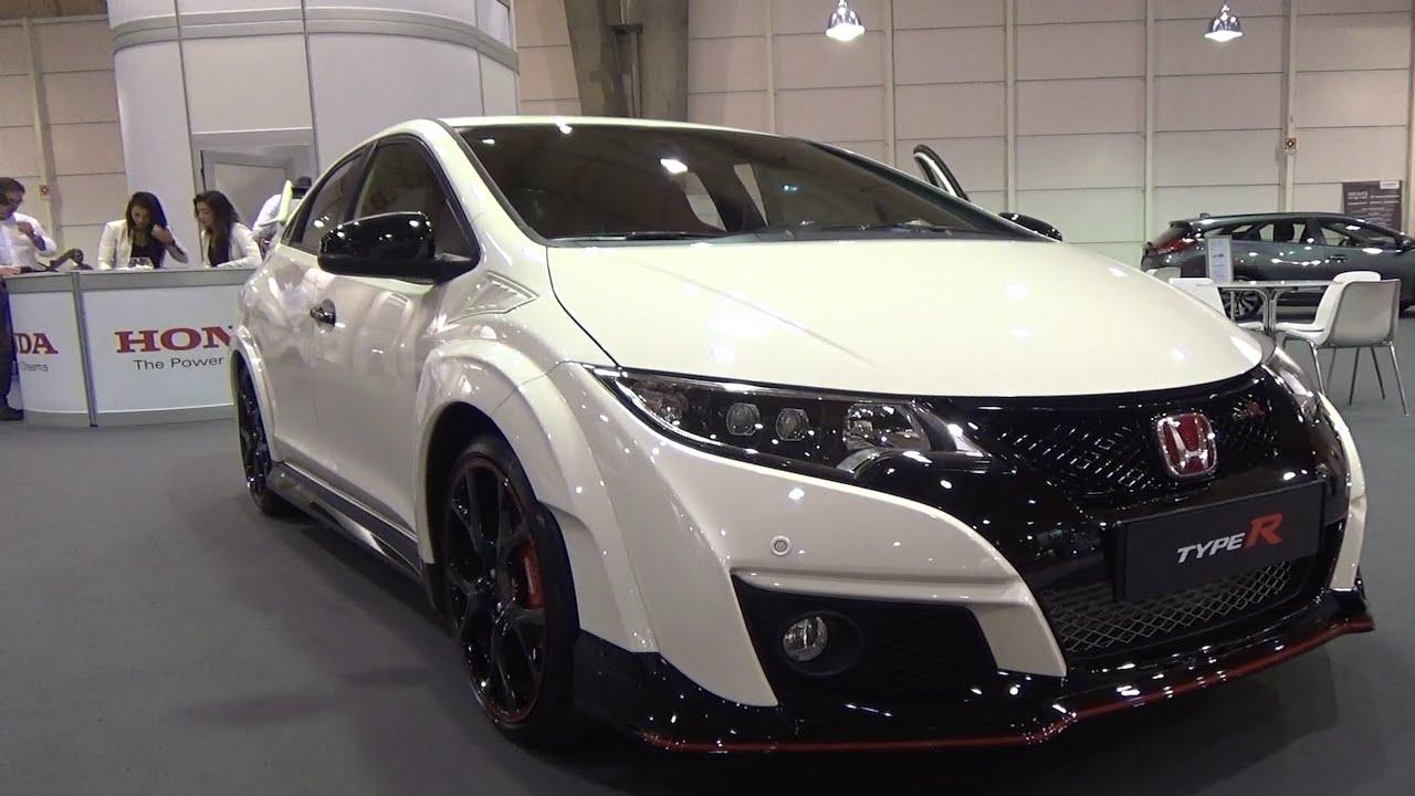 Honda Civic Type R vs Seat Leon Cupra 280 vs Renault ...