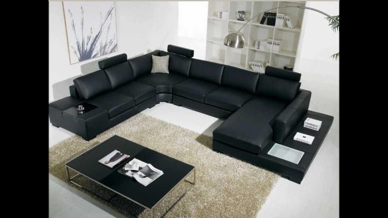 t modern sectional sofa  youtube - t modern sectional sofa