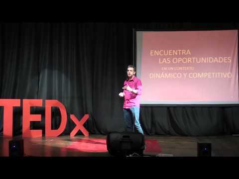 Convierte tus ideas y tu creatividad en acción | Eduardo Krestol | TEDxComodoroRivadavia