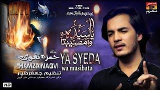 Ya Syeda S A Wa Musibata   Hamza Naqvi   New Noha 2019
