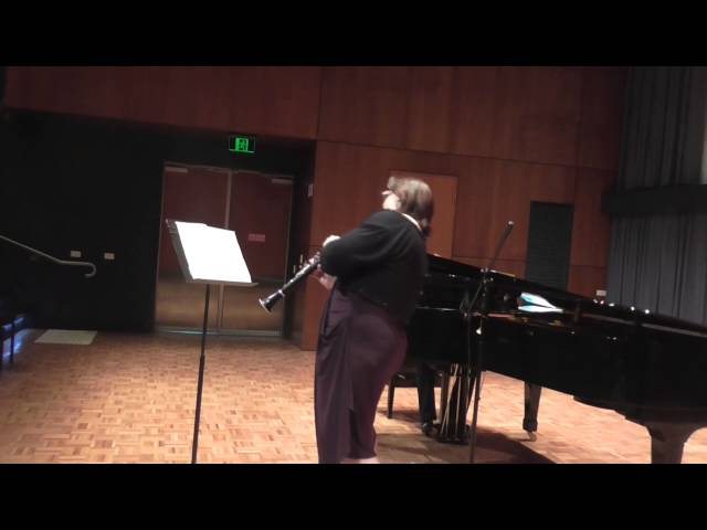 Virtual Wind Orchestra audition clarinet Kathy Williams DeVries