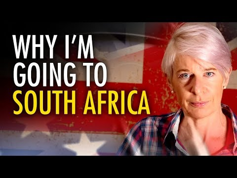 Katie Hopkins: Why I'm going to South Africa