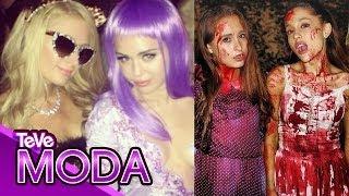 Ariana, Lindsay, Rihanna: Sexy Zombies, Cholas, Halloween!