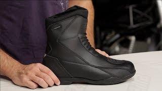 TCX X-Ride WP Boots Review at RevZilla