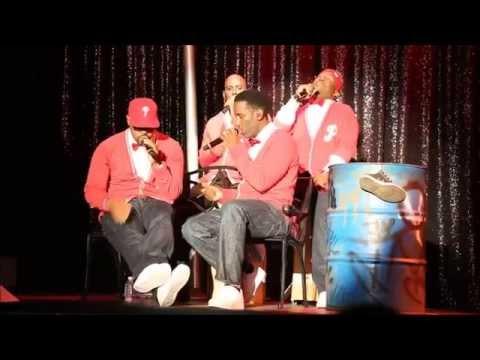 Boyz II Men - I Do (Live Acapella)