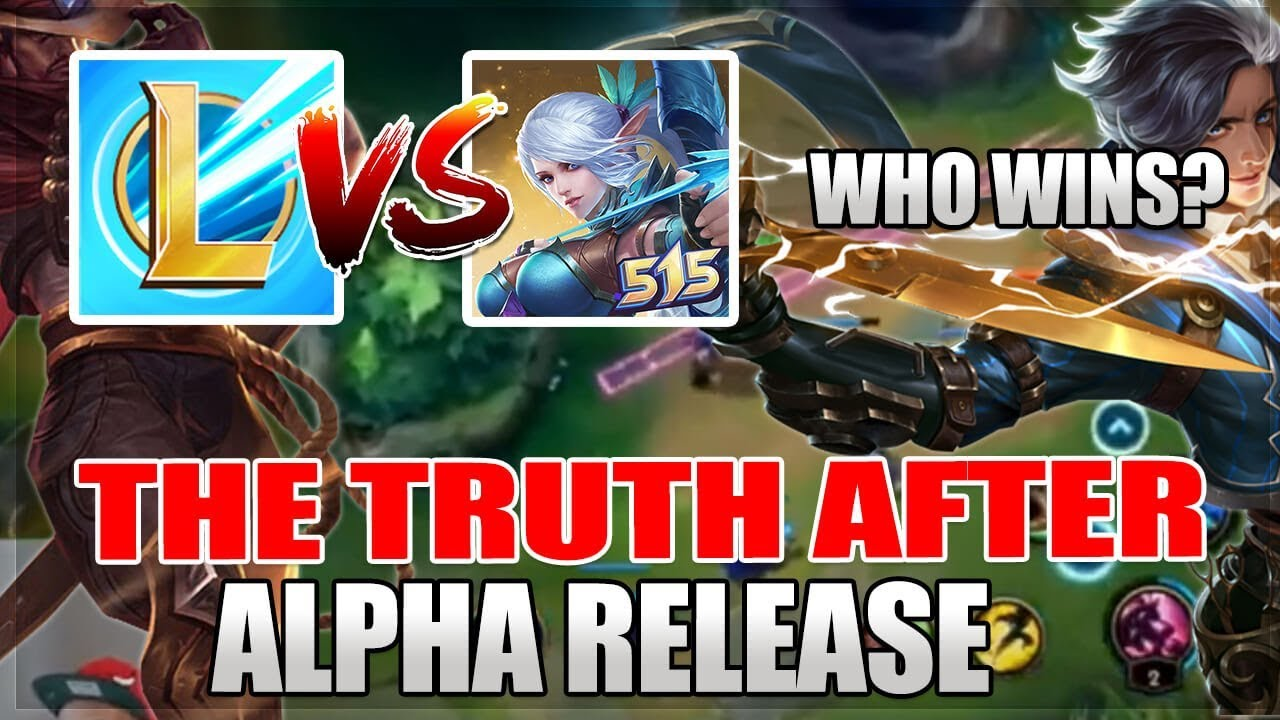 The Truth About Lol Wild Rift Vs Mobile Legends After Alpha League Of Legends Wr Gameplay Youtube