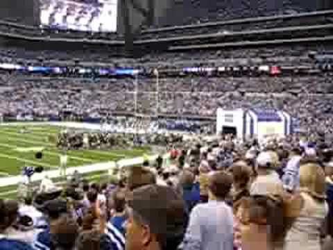 COLTS first game in Lucas Oil Stadium 8/24
