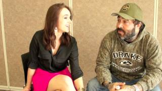 Aaron Lewis Talks About His Country Album and Music Inspirations