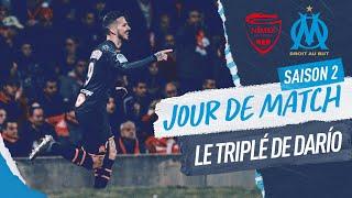 VIDEO: Nîmes 2-3 OM | Les coulisses de la victoire