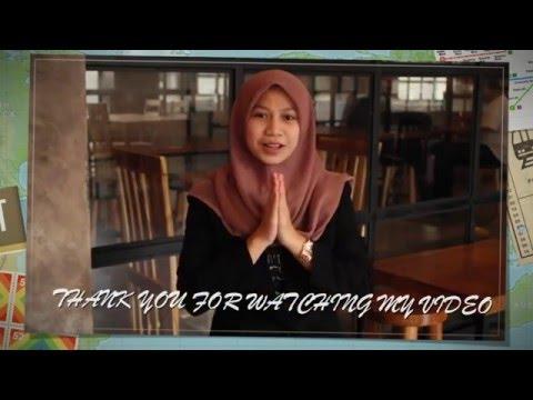 Masscomm Broadcasting Binus - Video Resume