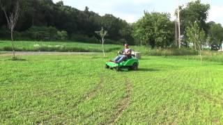 Zero Turn Mower With Jet Wash 42'' Deck