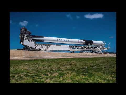 Elon Musk Discusses New SpaceX 'Block 5' Rocket