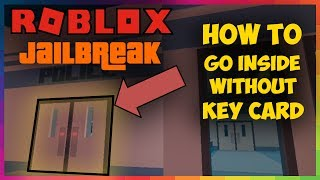 (PATCHED) ROBLOX Jailbreak: How to Glitch Through Glasses