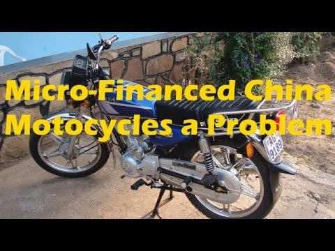 How Chinese Motorcycles Could Destroy Economy of USA Europe?