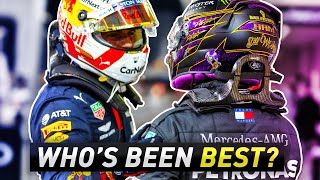 Top 5 Best Formula 1 Drivers in 2020