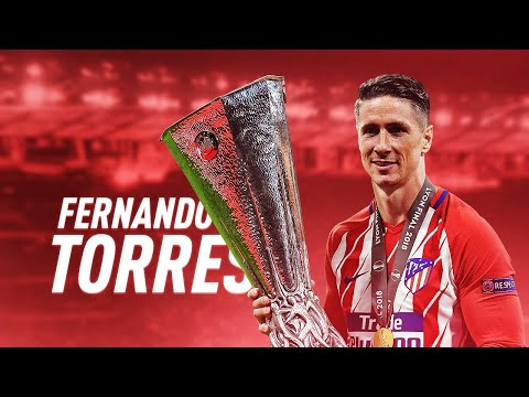 Fernando Torres - Goal Show 2017/18 - Best Goals for Atletico Madrid