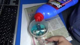 Переключатель потока излив/душ - профилактика