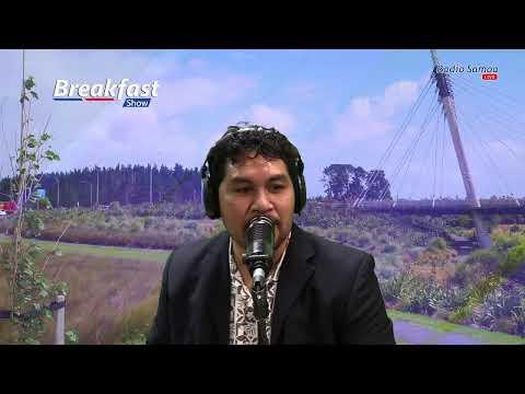 Breakfast Show, 06 SEP 2021 - Radio Samoa