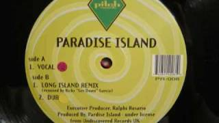 Ralphi Rosario - Paradise Island - Vocal mix