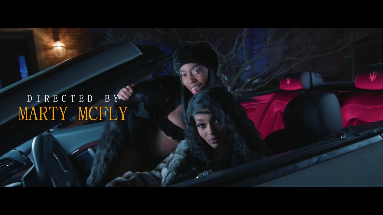 La'Britney feat  Kash Doll - Actin Funny (Official Music Video)