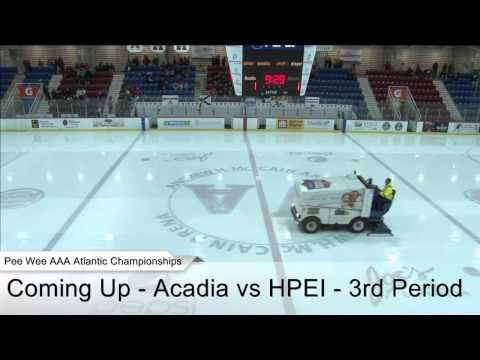 Prince Edward Island vs Host Acadia