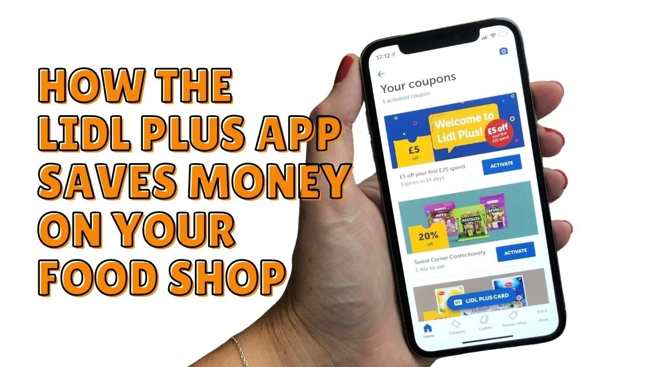 Download LIDL PLUS APP GETS YOU MONEY OFF YOUR FOOD SHOP