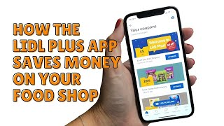 LIDL PLUS APP GETS YOU MONEY OFF YOUR FOOD SHOP screenshot 2