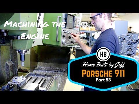 2.7 engine machining - Porsche 911 Classic Car Build Part 53