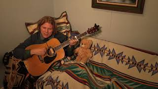 Ty Segall performs Break A Guitar in bed MyMusicRx #Bedstock 2018