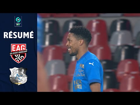 Guingamp Amiens Goals And Highlights