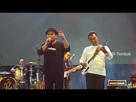 Konser 'PADI - SOBAT' Rame Banget | IIMS 2018 JIExpo Kemayoran