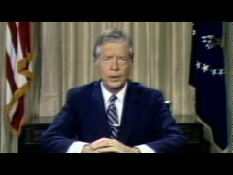 Jimmy Carter: Crisis of Confidence