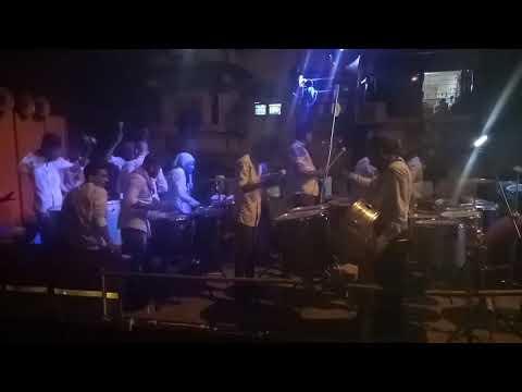 Siddhivinayak banjo beats (Trolly show @ JB Nagar)  last day ganpati visarjan