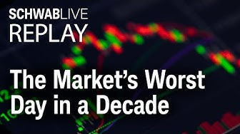 Webcast Replay: Liz Ann Sonders on the Market's Worst Day in a Decade