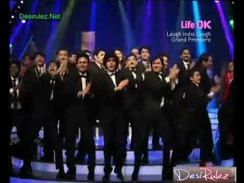 chirag wadhwani first dance from first tv show laugh india laug