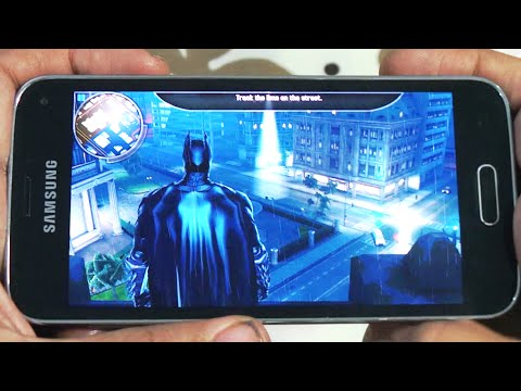 Samsung Galaxy S5 Games