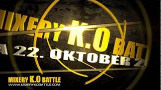 Mixery KO Battle  2011 TRAILER