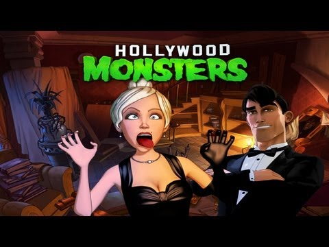 Hollywood Monsters - Universal - HD Gameplay Trailer
